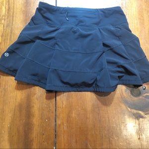 lululemon athletica Skirts - Lululemon pace rival skirt